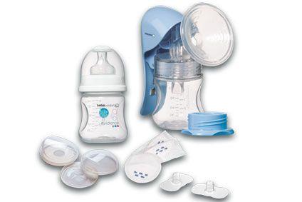 Matériels et accessoires pour l'allaitement au sein