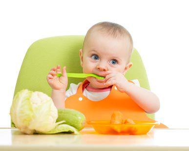 Allergie alimentaire de bébé