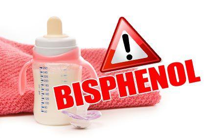 Un biberon sans bisphenol A