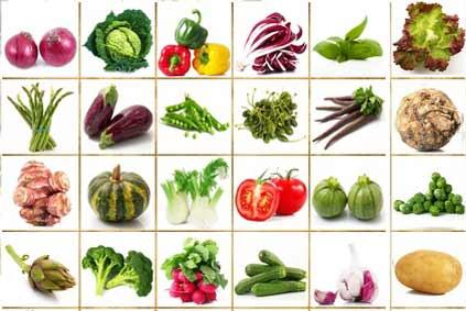 Quel légume à quelle saison ?