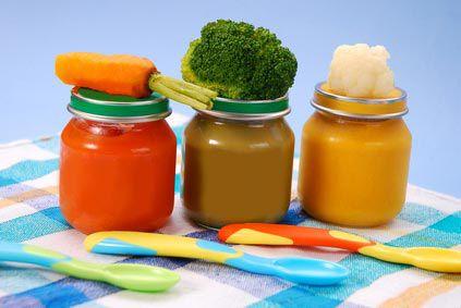 Alimentation et bio pour bébé