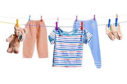 Vêtement en bambou pour bébé