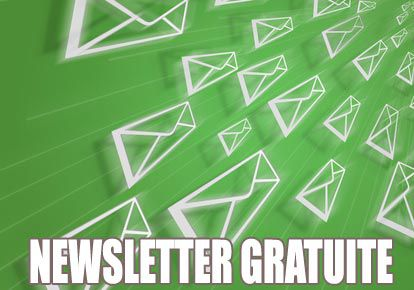 newsletter inscription gratuite