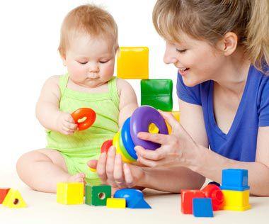 Les loisirs et jeux pour bébé