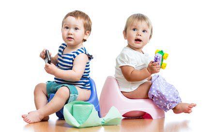 Comprendre l'acquision de la propreté de bébé