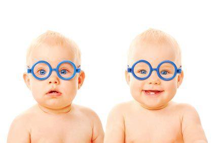 La vue: Que voit bébé ?