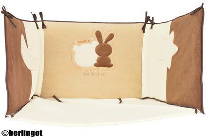 Accessoires pour le lit bébé et lit enfant