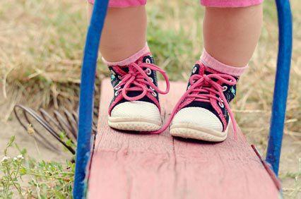 Chaussures idéales pour bébé