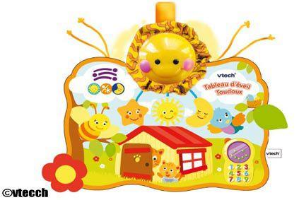 Tableau d'activités bébé
