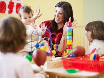 éducateur de jeunes enfants