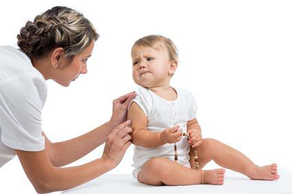 Vacciner bébé