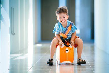 La valise de votre enfant